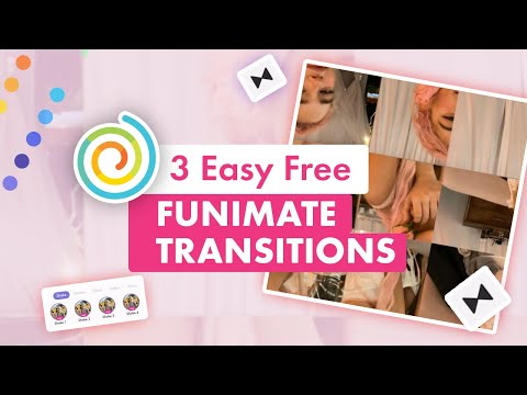 3 Easy Free Funimate Transitions - #Funimate
