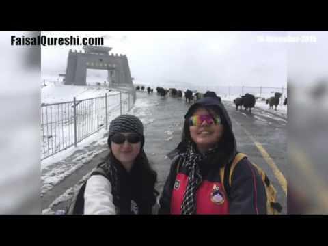 CYCLING THROUGH PAKISTAN - FAISAL QURESHI