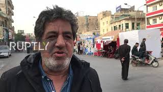 Iraq: Citizens of Baghdad share mixed opinions on Soleimani killing