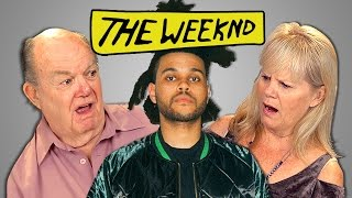 Repeat youtube video ELDERS REACT TO THE WEEKND