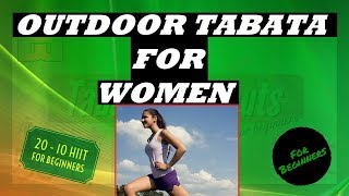 Tabata For Women ✅ Tabata Outdoor ✅ Outdoor Tabata For Wom…