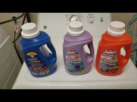 Save Money On Laundry Detergent - Tide, Gain, Dawn, Fabuloso, Totally Awesome