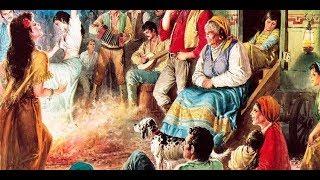 historia cyganów ,cygańskie klątwy,jak się ochraniać ,odbicie energii,akty własności ziemi