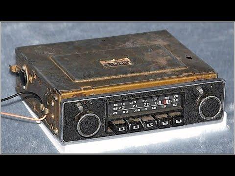 Разбор радио автомагнитол на содержание драг металлов не много КМ.