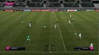 UEFA EURO 2012 PC Gameplay HD