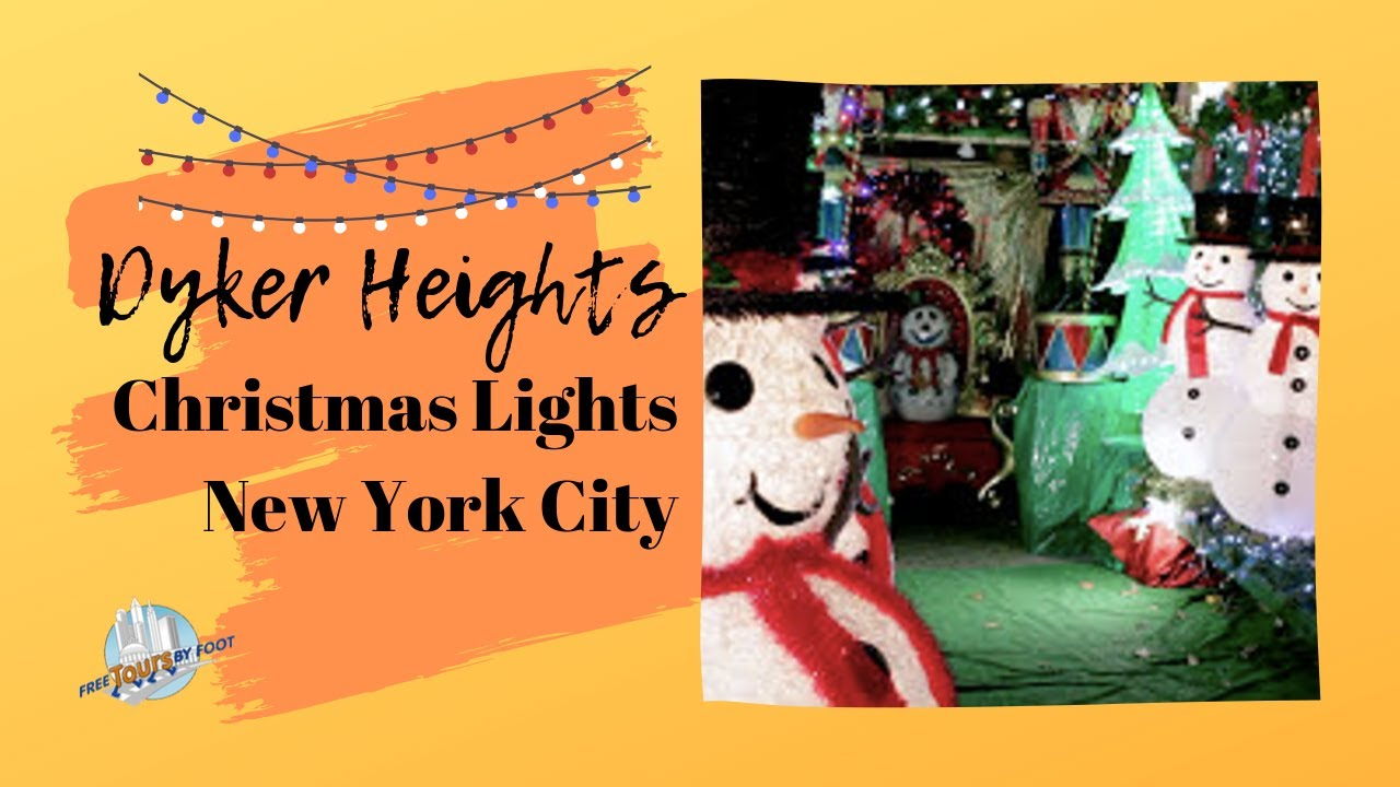 r Heights Christmas Lights | Map, Tips and Tours (2019) on