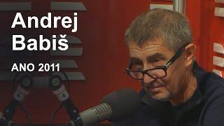 Andrej Babiš (ANO 2011) | Parlamentní volby 2017