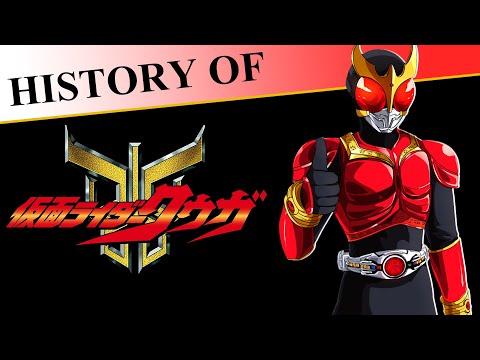 History of Kamen Rider Kuuga
