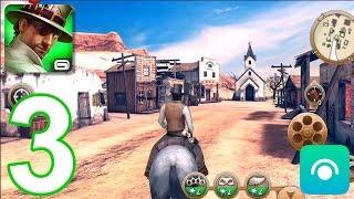 Six-Guns: Gang Showdown - Gameplay Walkthrough Part 3 - Story (iOS, Android)