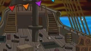 ESCAPE PIRATE TREASURE 1 ESCAPE GAME WALKTHROUGH