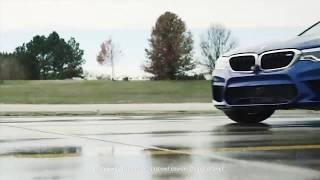 ALL-NEW BMW M5 refuel mid-drift to take TWO GUINNESS WORLD RECORDS™ titles