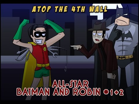 All-Star Batman and Robin #1-2 (REUPLOAD) - Atop the Fourth Wall