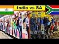 Indian Railways vs South African Railways Comparison