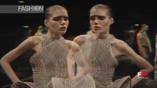 IRIS VAN HERPEN Full Show Fall 2016 Paris Fashion Week by Fashion Channel