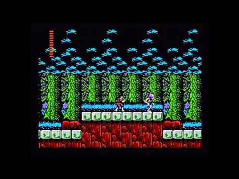 Castlevania II: Simon's Quest Playthrough (Actual NES Capture)
