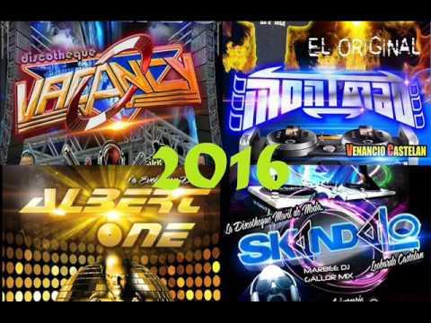 Mix al estilo de Vacancy Albert One Montarbo Skandalo 2016