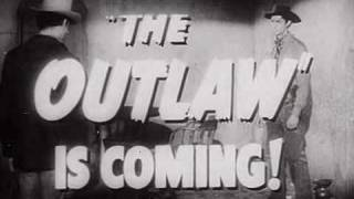 The Outlaw (1943) Theatrical Movie Trailer