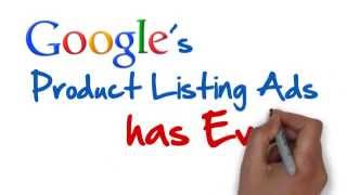 Google Product Listing Ads Management