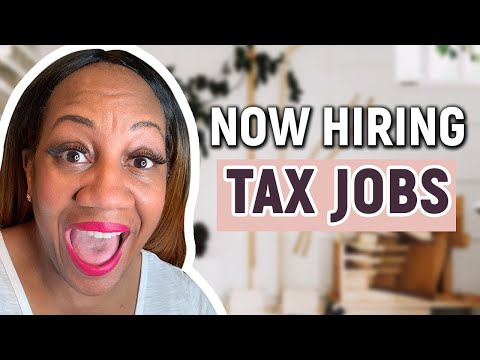 Work From Home Tax Jobs Hiring Now NO EXPERIENCE