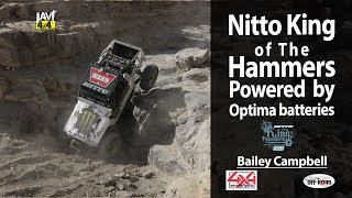 King of The Hammers 2018 - #35 Bailey Campbell