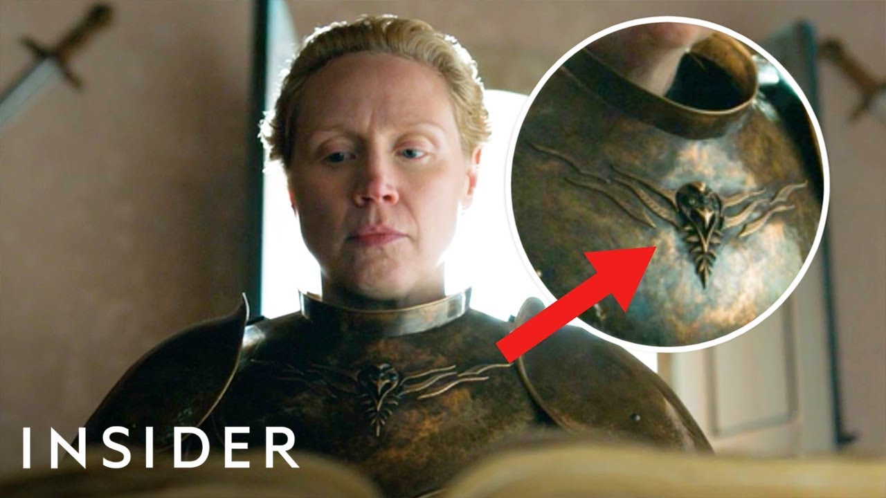 22 Details In The 'Game Of Thrones' Finale You Might Have Missed