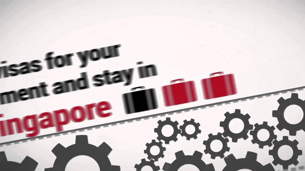 Resultado de imagem para visa work in singapore