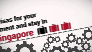 How To Get An Employment Pass and Singapore Work Visa(Video presentation about Singapore's One Visa Pte Ltd. Website: http://www.one-visa.com/ Tel: +65-63854386, Email: info@one-visa.com Address: 114 ..., 2014-01-09T07:59:32.000Z)