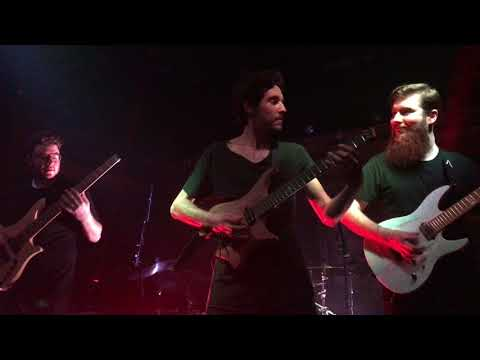 Plini - Inhale (Live) Aug. 21, 2017