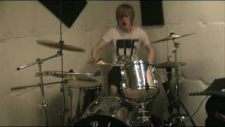 F.C.P.R.E.M.I.X. Double Bass DRUM Cover (GOOD Quality)