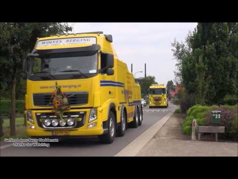 Truckersdag Heerde 17-09-2016 - Truckers Day in Heerde (Netherlands)