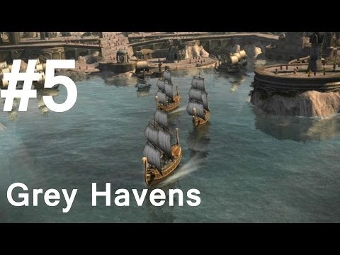 Battle for Middle Earth II Walkthrough - Part 5: Grey Havens