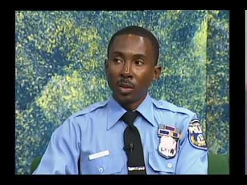 Future Leaders In Philadelphia #0101  Police Athletic League