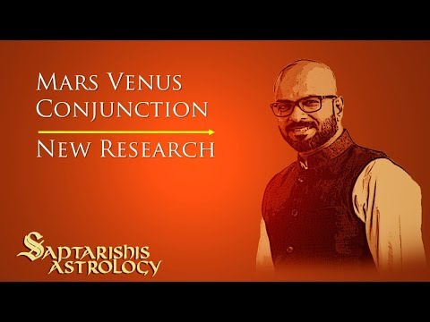 Mars Venus Conjunction - A New Research