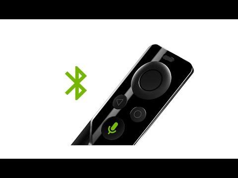 Broken Nexus Player Remote Upgrade with nVidia Shield remote.