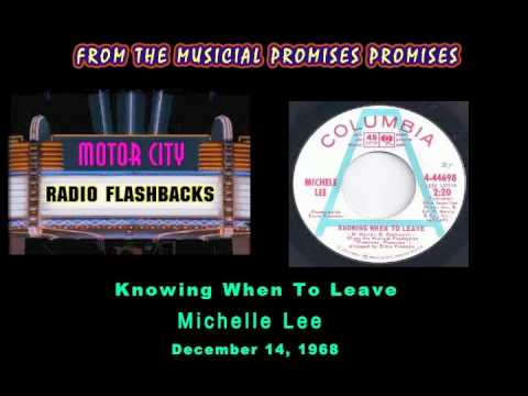 Michelle Lee - Knowing When To Leave - 1968