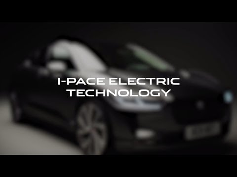 All-Electric Jaguar I-PACE | Electric Technology with Amanda Stretton