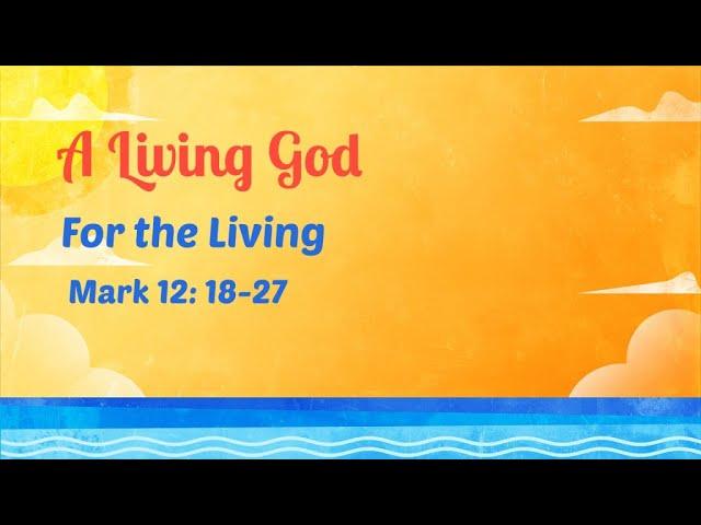 Sunday Service on May 16, 2021