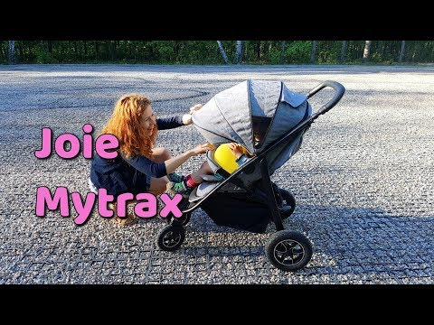joie-mytrax---prawie-idealny-wózek-2w1- -review,-folding