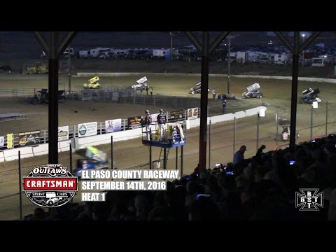 World of Outlaws Heat 1 El Paso County Raceway