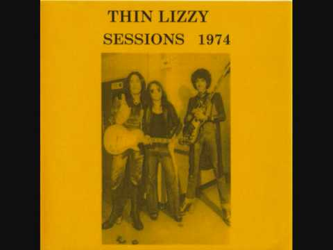 Thin Lizzy - She Knows (74' Sessions)