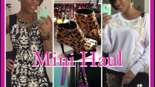 2013 Fashion Haul: Goodwill, H&M, JustFab, Target Thumbnail