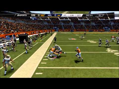 Champ Bailey Highlights (Madden Ultimate Team)