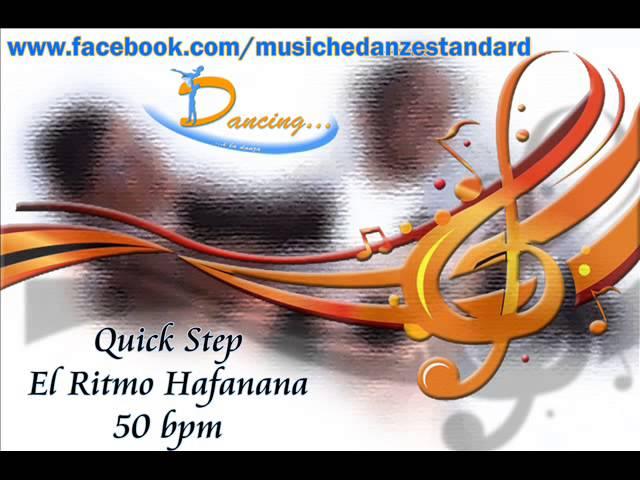 Quick Step - El Ritmo Hafanana