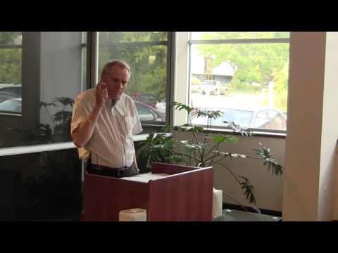 Wesley Granberg-Michaelson at Eerdmans Bookstore