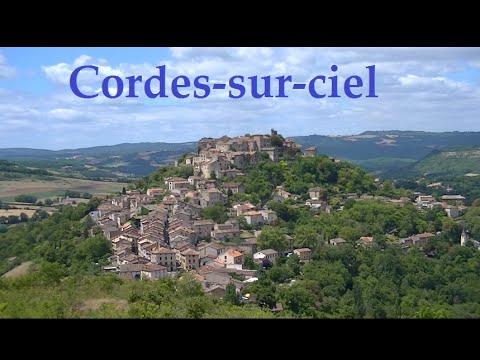 Cordes sur Ciel - YouTube
