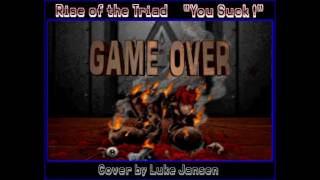 Rise of the Triad - You Suck ! - Cover