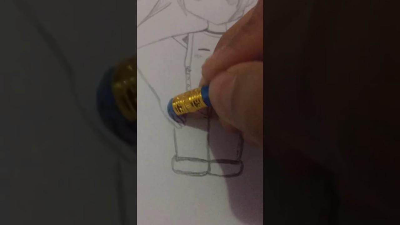 how to draw pika dragon manga youtube