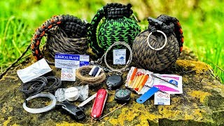 My Micro Every Day Carry Survival Kit