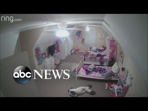 Un homme hacke la caméra Ring d'une famille et terrorise une enfant de 8 ans