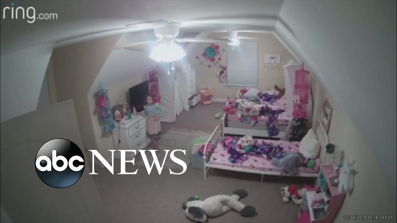 New security warning for in-home smart cameras l ABC News